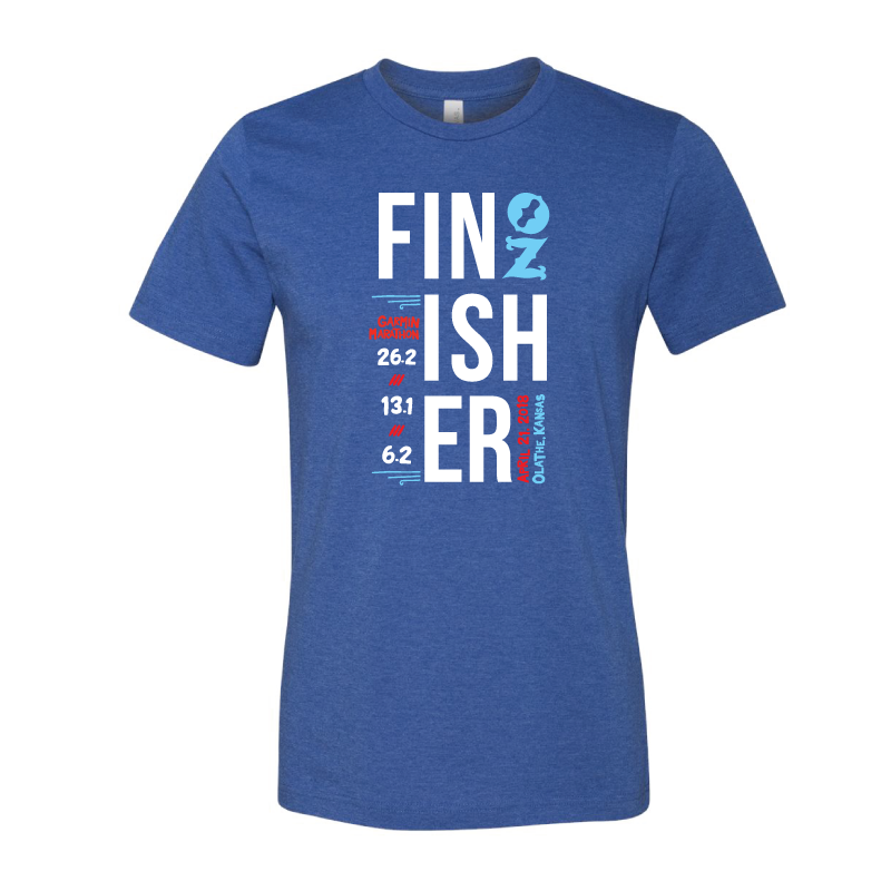'18 Garmin Finisher Tee