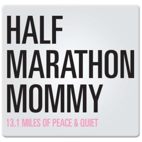 2017 GoGirl Run 'HALF MARA MOMMY' Design
