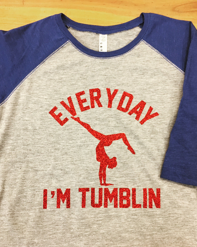 Everyday I'm Tumblin'