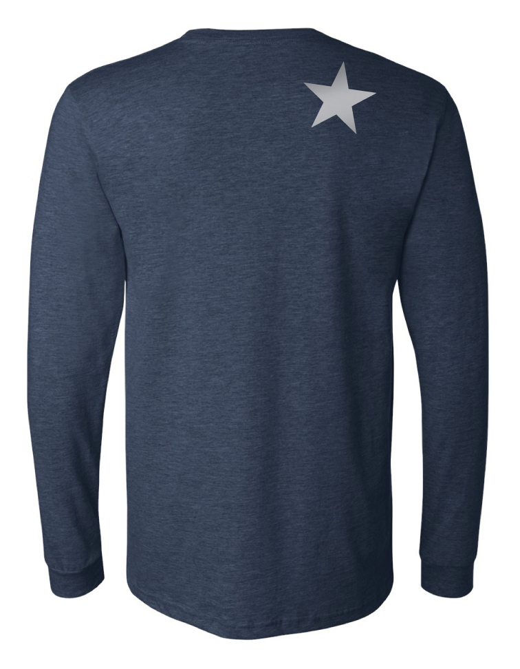 New Haven Long Sleeve Spirit Tee