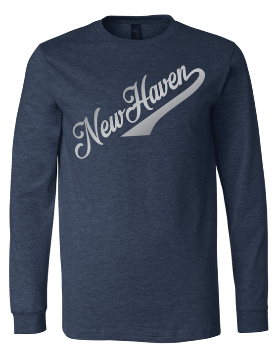 New Haven Spirit Tee - Long Sleeve