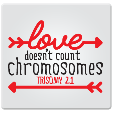 Love Doesn't Count Chromosomes