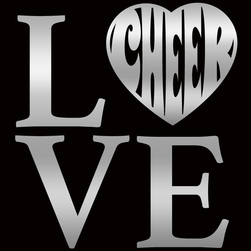 I love Cheer Big - Design Only