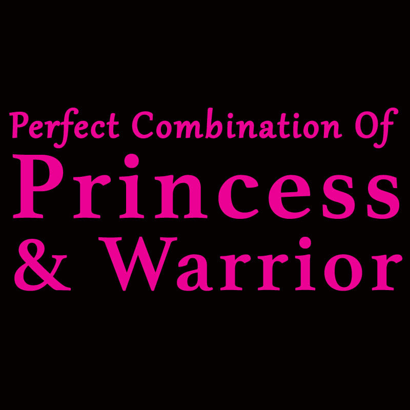 Princess Warrior - Design Only
