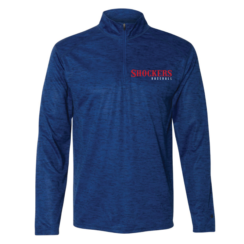 Shockers Baseball Quarter Zip