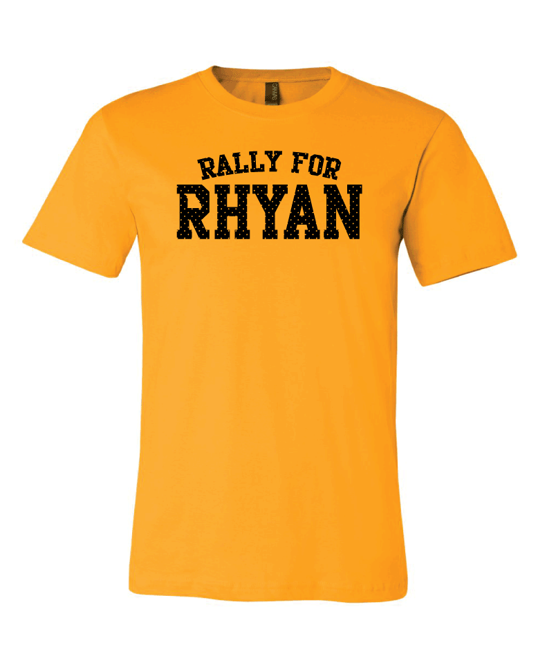 Rally For Rhyan Collegiate Tee