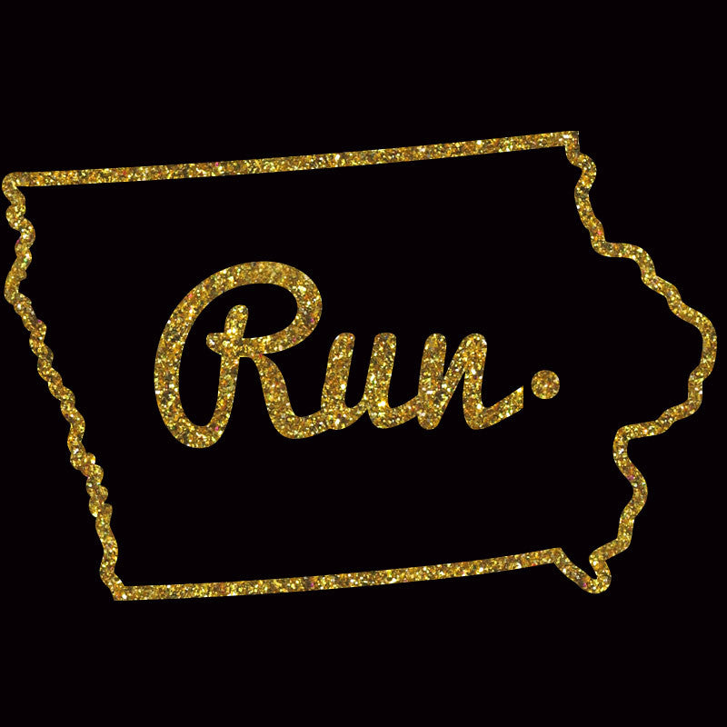 Run Iowa Outline - Design Only