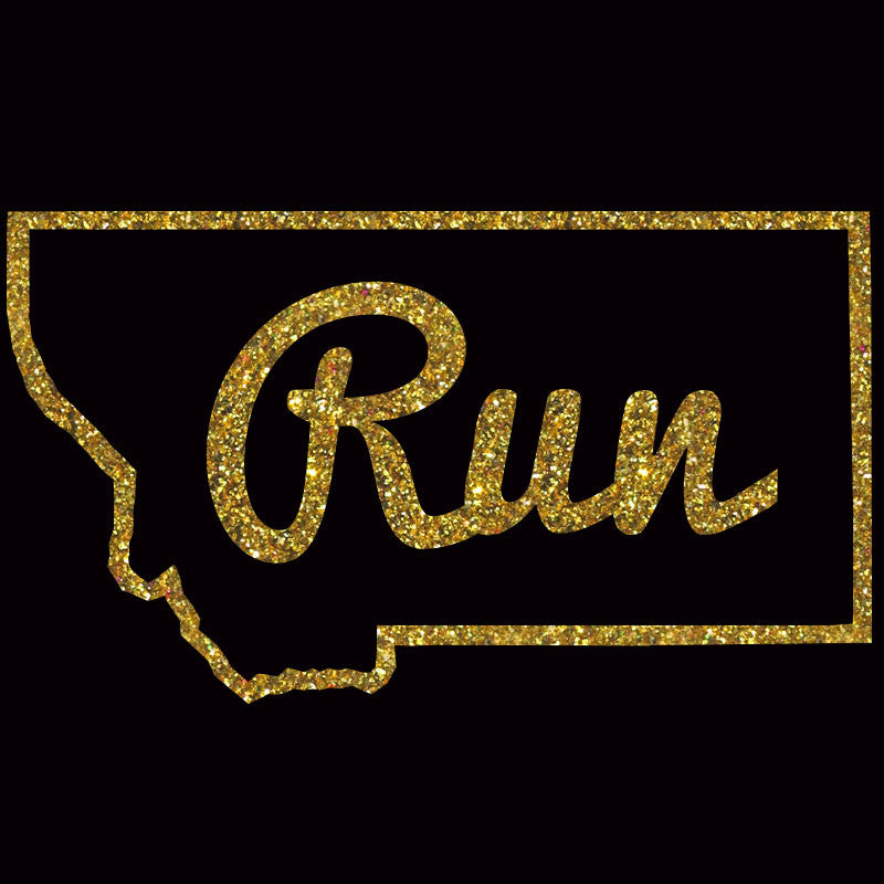 Run Montana Outline - Design Only