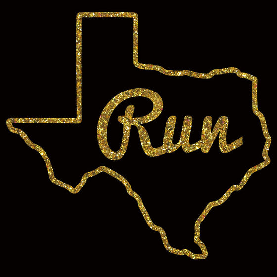 Run Texas Outline - Design Only