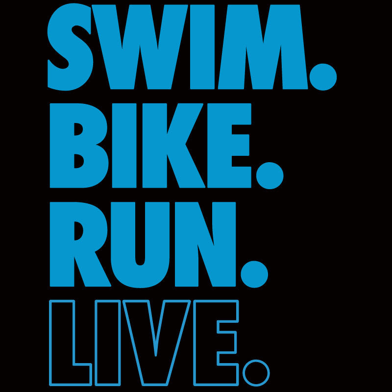 Swim Bike Run Live - Design Only