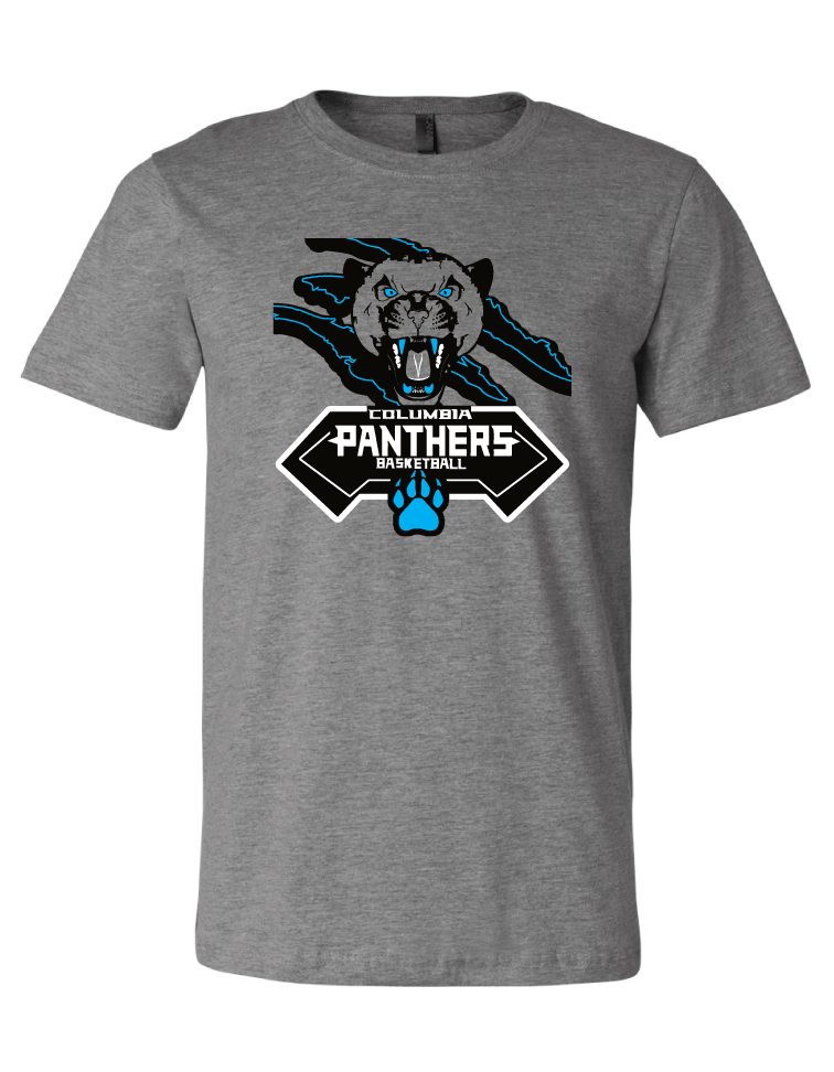 Columbia Panthers Blended Tee