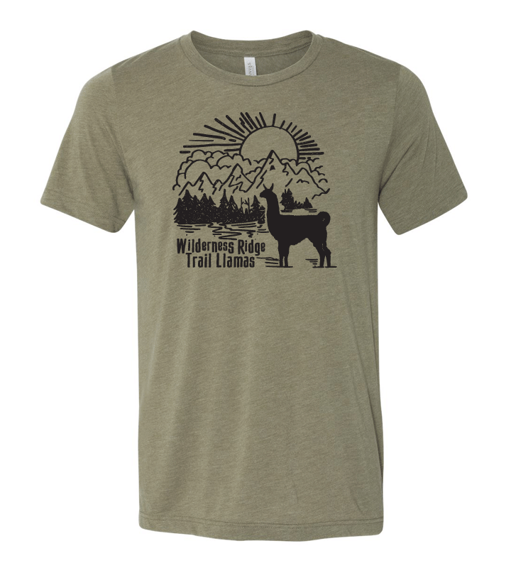 Wilderness Ridge Blended Tee