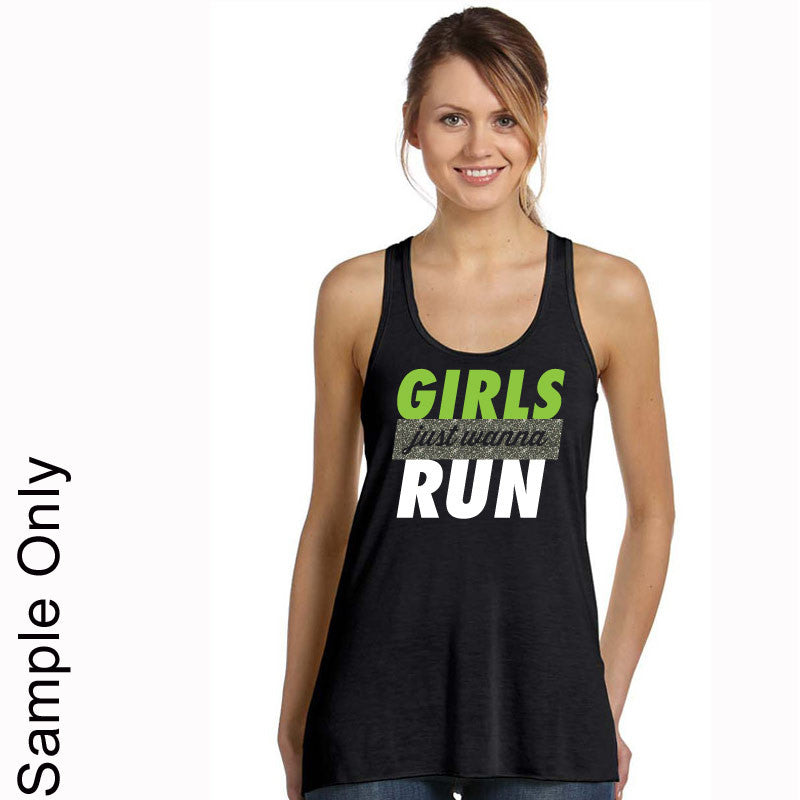 Girls Just Wanna Run - Design Only