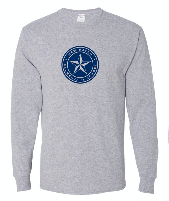 New Haven: Stars Long Sleeve