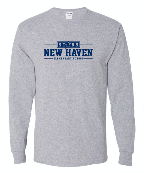 New Haven: Academic Long Sleeve
