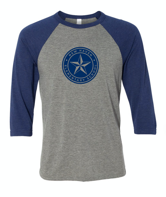 New Haven: Stars Baseball Tee