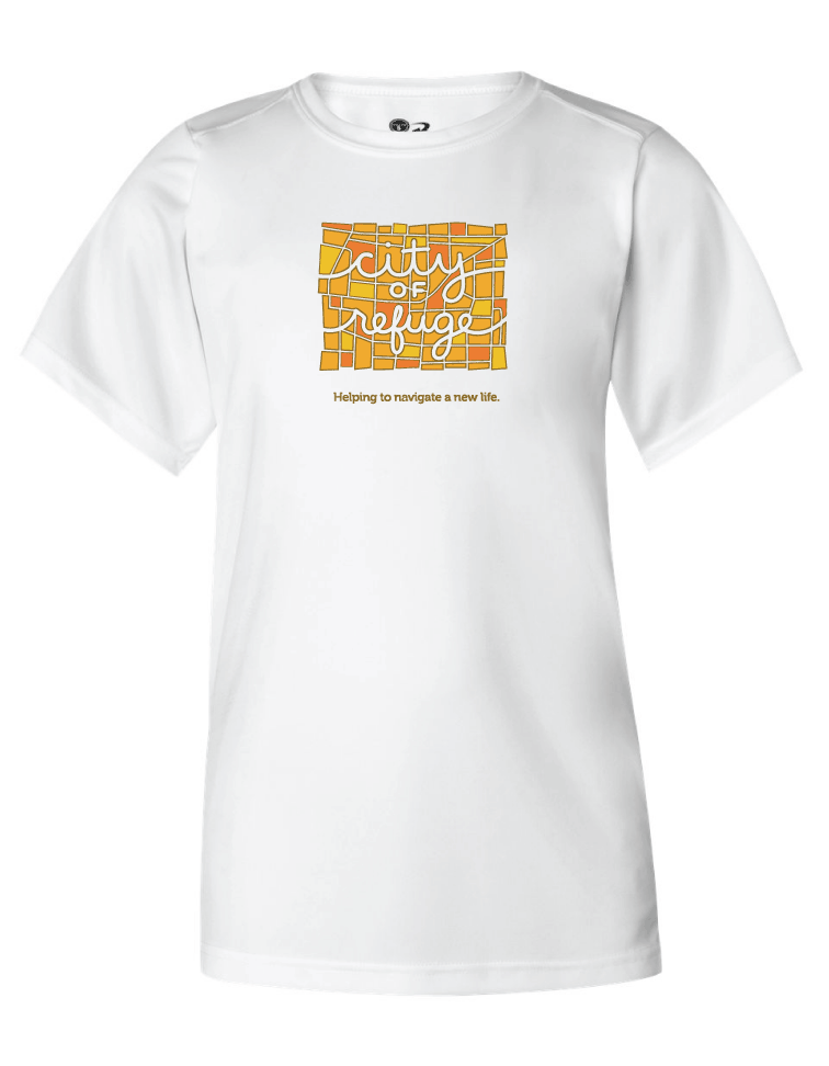 City of Refuge Dri-Fit Short Sleeve Tee