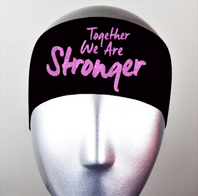 Together We Are Stronger Bondiband Headband