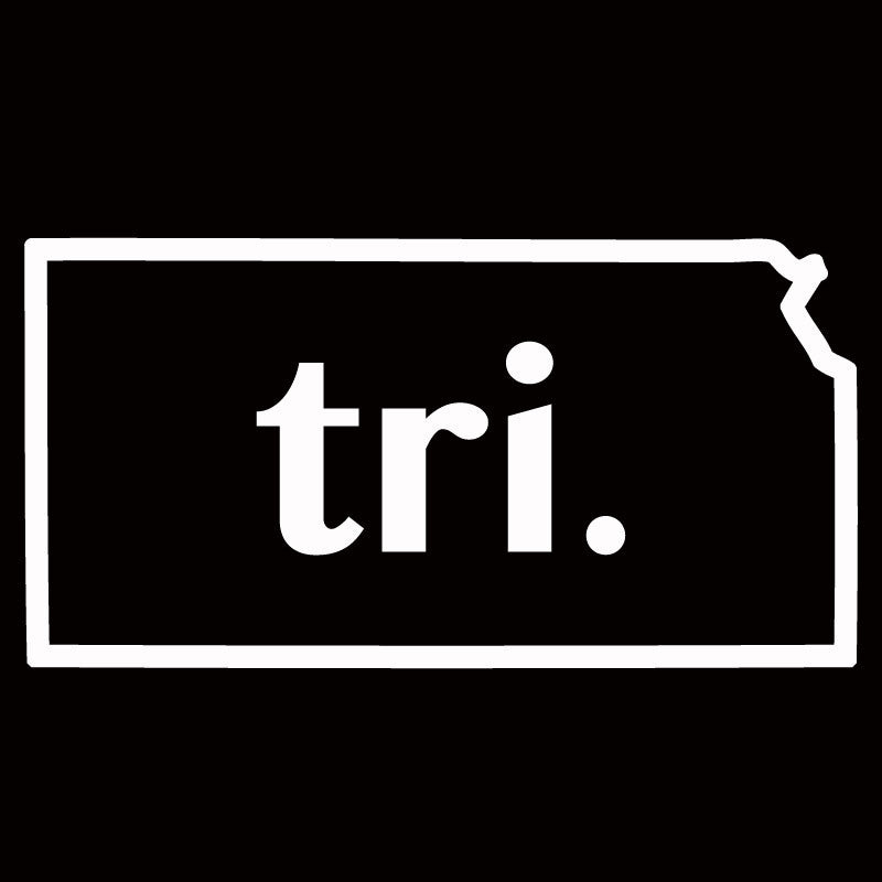 Tri Kansas Outline - Design Only