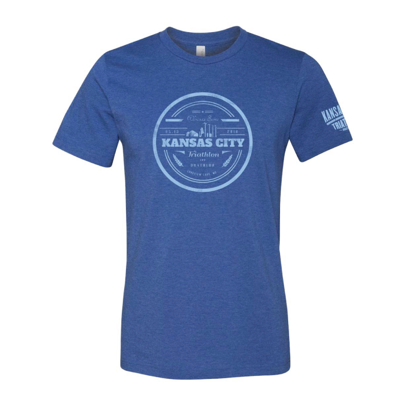 KCTri Finisher Tee