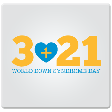 World Down Syndrome Day 3:21