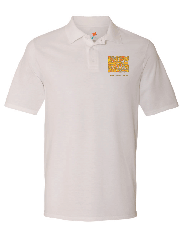 City of Refuge X-Temp Pique Polo