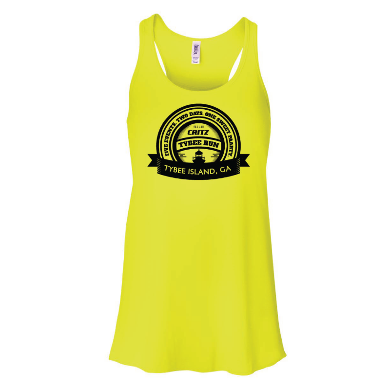 Copy of Critz Tybee Run Banner Tank