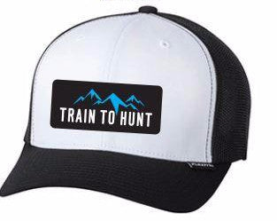 Train to Hunt Pro Back Hat