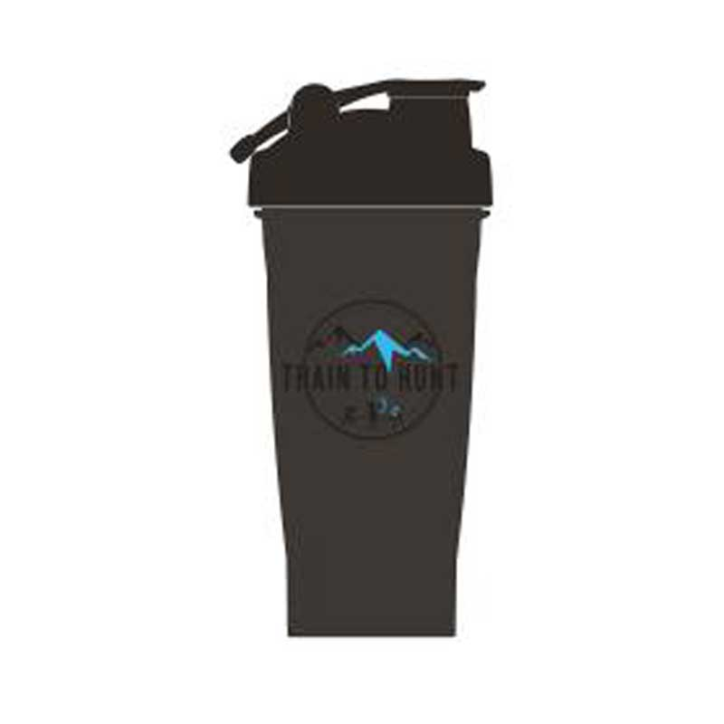 Train to Hunt Blender Bottle