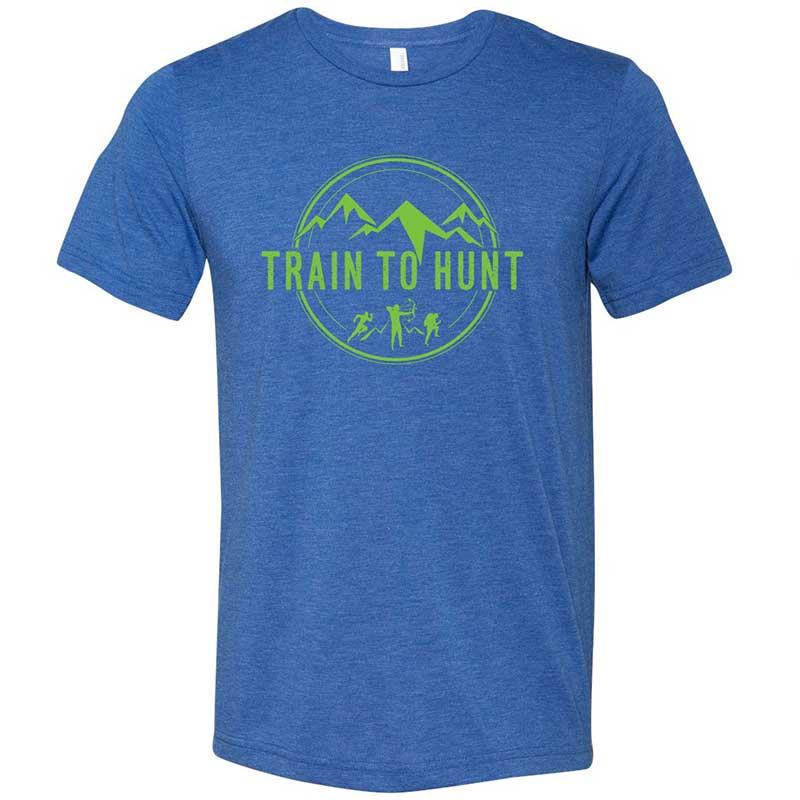 Train to Hunt Blended Tee