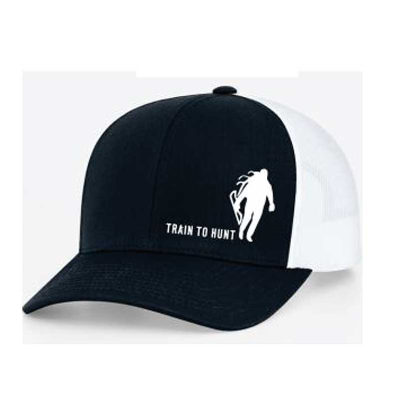 9798beb7a7c Train to Hunt Trucker Hat - UltramaxTees