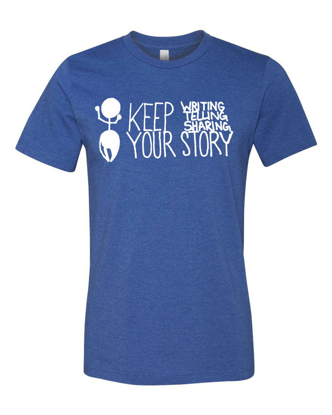 Keep Your Story Youth Premium Tee