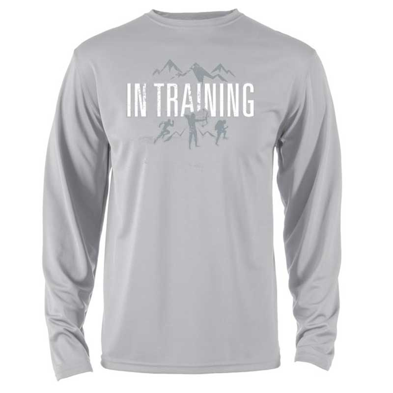 Men's Tech Training LS Tee