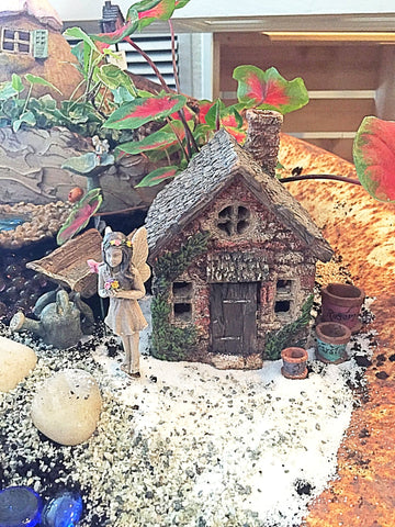 Fairy gardening for kids at Fleuristic Flowers Gift Shop Guelph