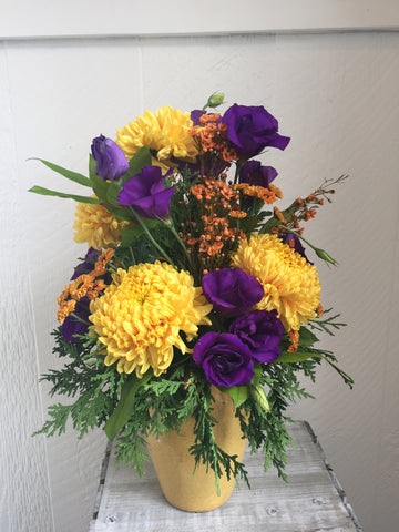 Bursting with seasonal colours Fleuristic Flowers Gift Shop