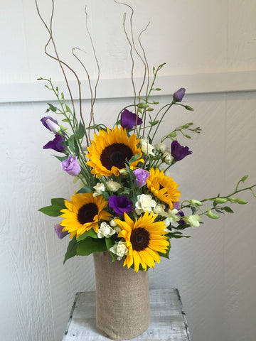 Naturally Beautiful at Fleuristic Flowers Gift Shop Guelph