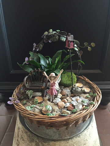 Fairy Gardening for KIDS! Saturday, Sept. 16th