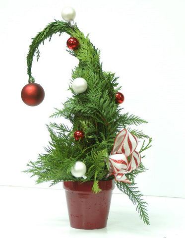 Grinch Holiday Tree Workshop Saturday Dec.14th