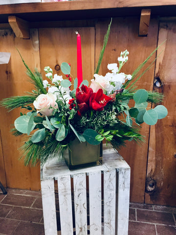 Luxe Christmas Arrangement