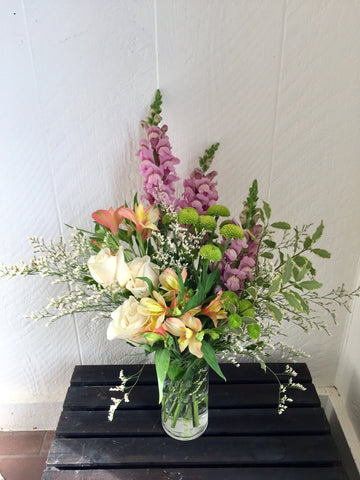 Mixed bouquet at Fleuristic Flowers Gift Shop Guelph