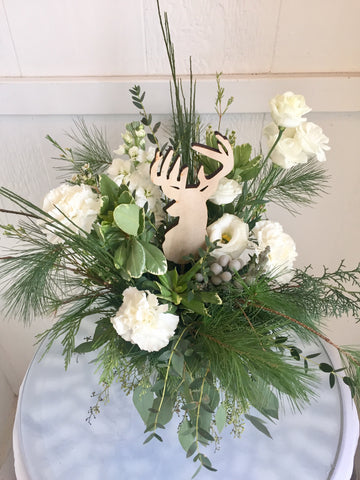 Mixed Seasonal Arrangement