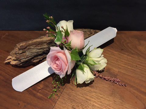 Single Wrist Corsage at Fleuristic Flowers Gift Shop Guelph