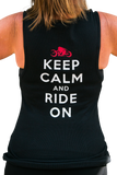 OBB Keep Calm and Ride On Tank