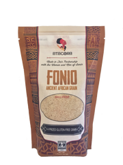 Fonio, Ancient African Grain