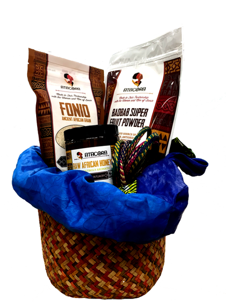 Atacora Fair Trade Gift Basket