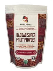 Certified Organic Baobab Powder