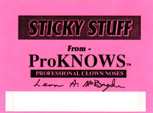 ProKnows, Sticky Stuff