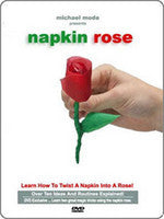 Napkin Rose DVD Set