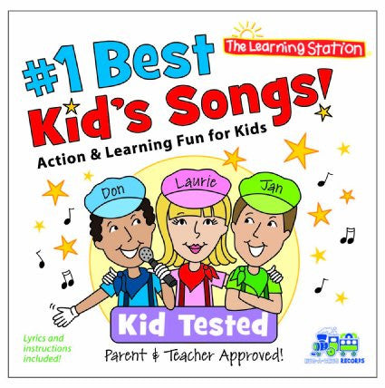 Music, #1 best Kid's Song