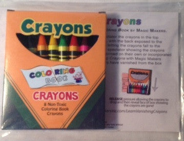 Magic Crayons